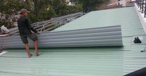 thi công lắp mái tôn quận 3 giá rẻ