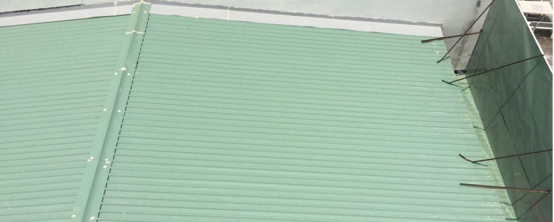 Dịch vụ sửa mái tôn quận 12 uy tín - 0368115251- Mái Nhà Đẹp