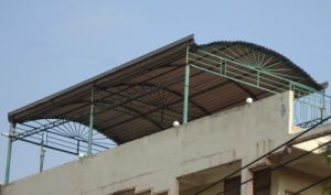 Thi công mái tôn vòm tại Gò Vấp