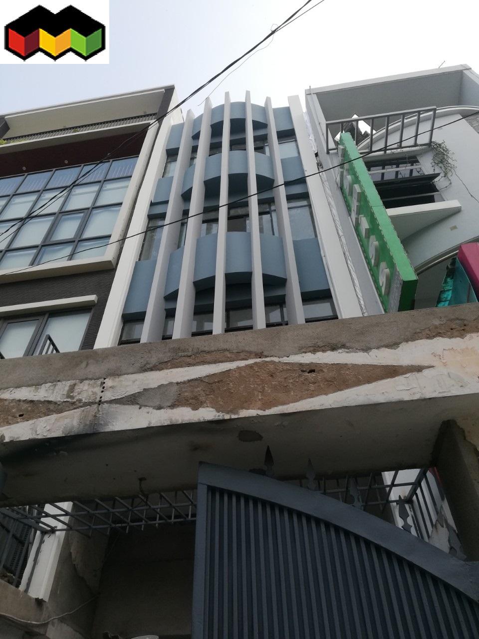 sơn lại nhà cũ giá rẻ tphcm