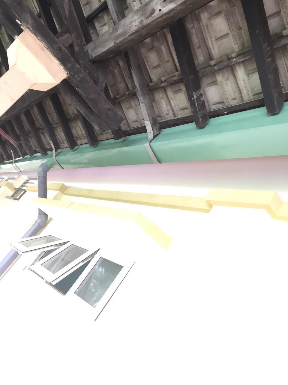 lắp máng xối sửa máng xối TPHCM