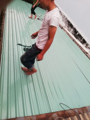 thợ chống dột mái tôn tại tphcm giá rẻ 0368115251