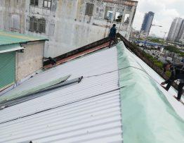 thợ lợp mái tôn chuyên nghiệp tphcm -Mái Nhà Đẹp