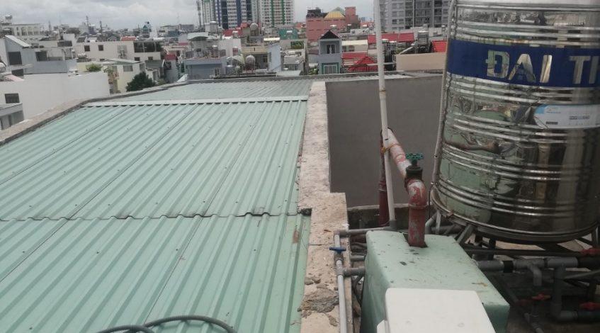dịch vụ làm mái tôn ở tại quận 12 - mái Nhà Đẹp - 0368115251