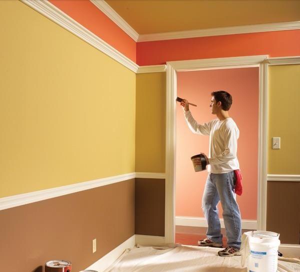 sơn nhà trọn gói giá rẻ tphcm