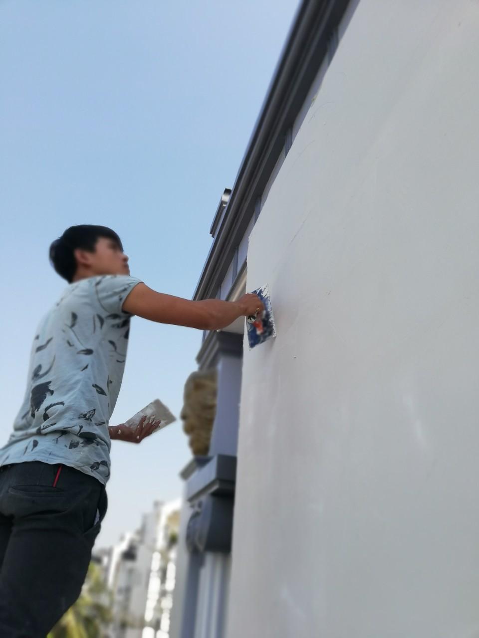 làm thạch cao đóng trần thạch cao đóng vách thạch cao, sơn nhà giá rẻ, 0368115251