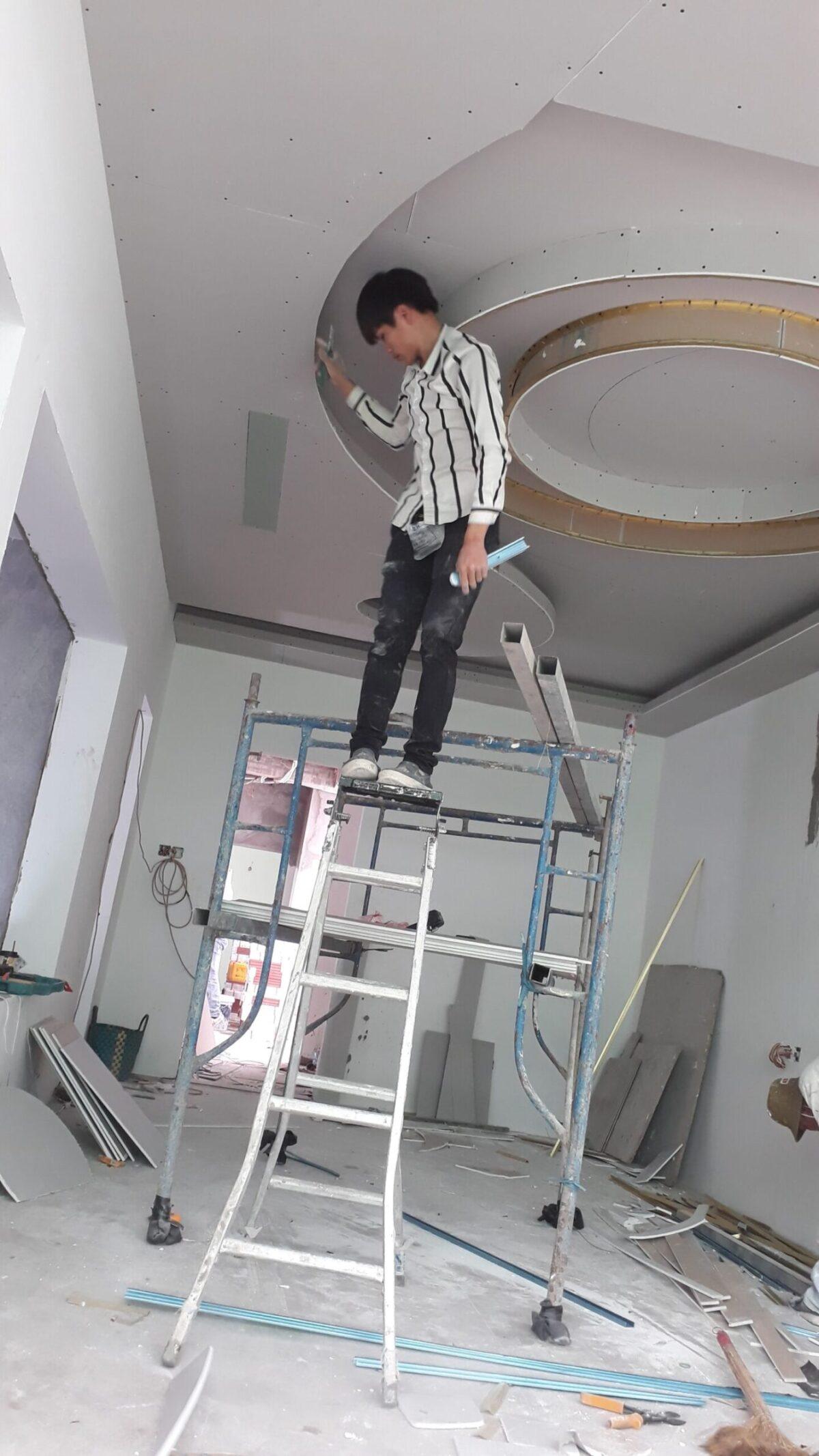 thợ làm thạch cao tại quận 2 - hotline 0368115251