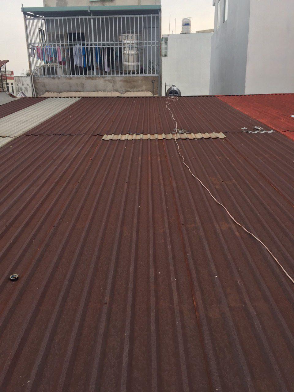 chống dột chống thấm mái tôn quận Gò Vấp 0368115251