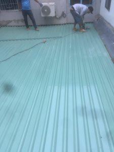 Báo giá thi công sửa chữa lắp mới mái tôn giá rẻ uy tín tphcm