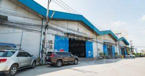 lợp mái tôn  xưởng khu vực Thái Lan
