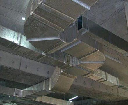chuyên máng xối nhà xưởng, ống hút bụi hút nhiệt cho nhà máy khu công nghiệp