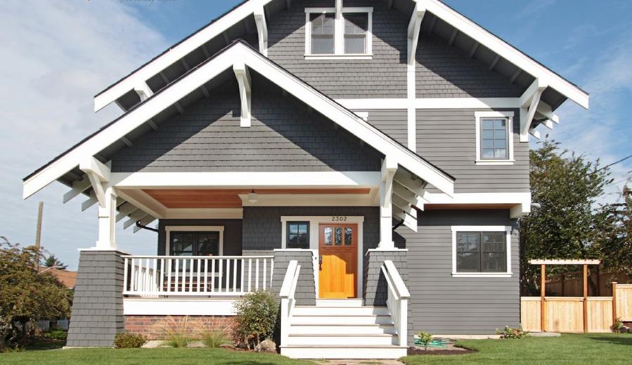 Mái Nhà Đẹp chuyên cung cấp và nhận sơn biệt thự sơn ngoại thất giá rẻ