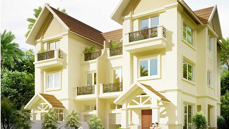 Mái Nhà Đẹp sơn nhà biệt thự, chuyên khu phố biệt thự My Villa quận 2