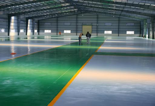 Mái Nhà Đẹp chuyên thi công sơn sàn nhà xưởng chất lượng cao, giá cạnh tranh sơn sàn epoxy 0368115251 - 0868908949