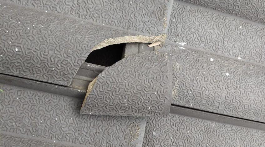 sửa máng xối chống dột mái tôn tại hcm