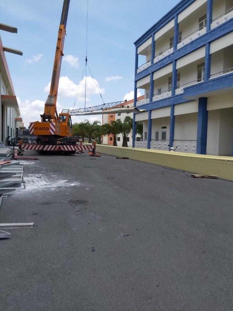 thi công mái tôn tại Nhà xưởng tại Bình Dương, nhận thi công máng xối tại quận Phú Nhuận chuyên nghiệp