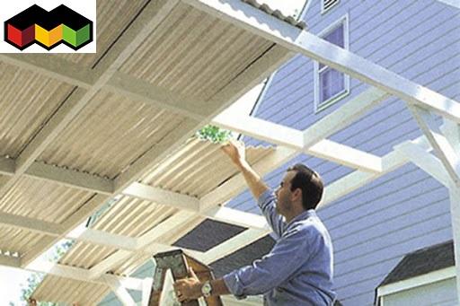 hướng dẫn thi công lợp mái tôn - Mái Nhà Đẹp - 0368115251