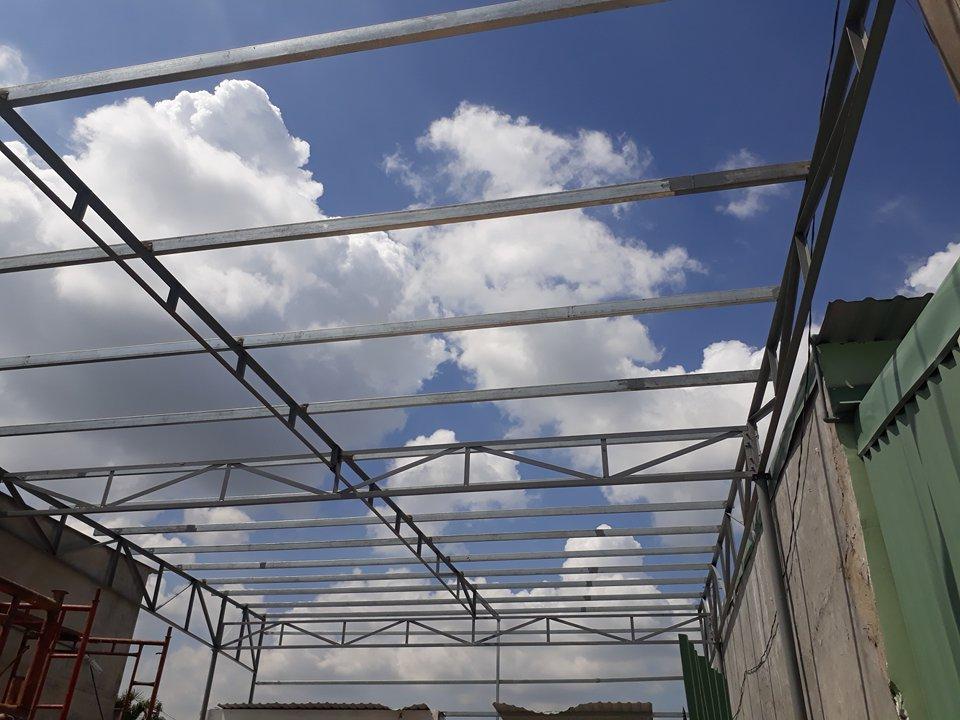 đơn giá nhân công làm mái tôn - Mái Nhà Đẹp - 0368115251