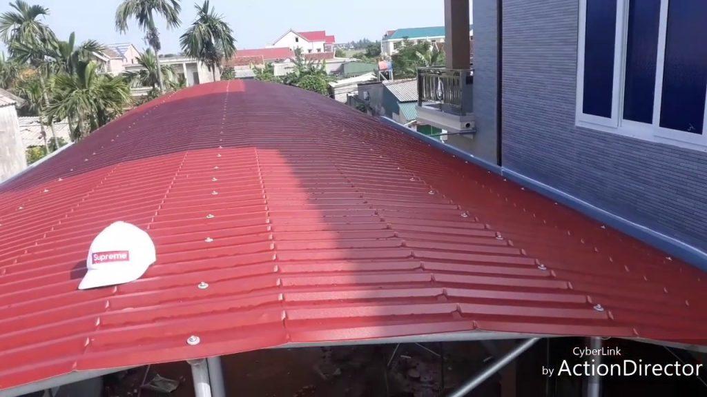 làm mái tôn sửa mái tôn quận 1