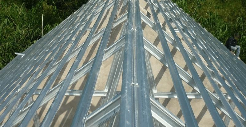 nhân công lợp mái tôn giá rẻ làm mái tôn trọn gói và nhân công 2020