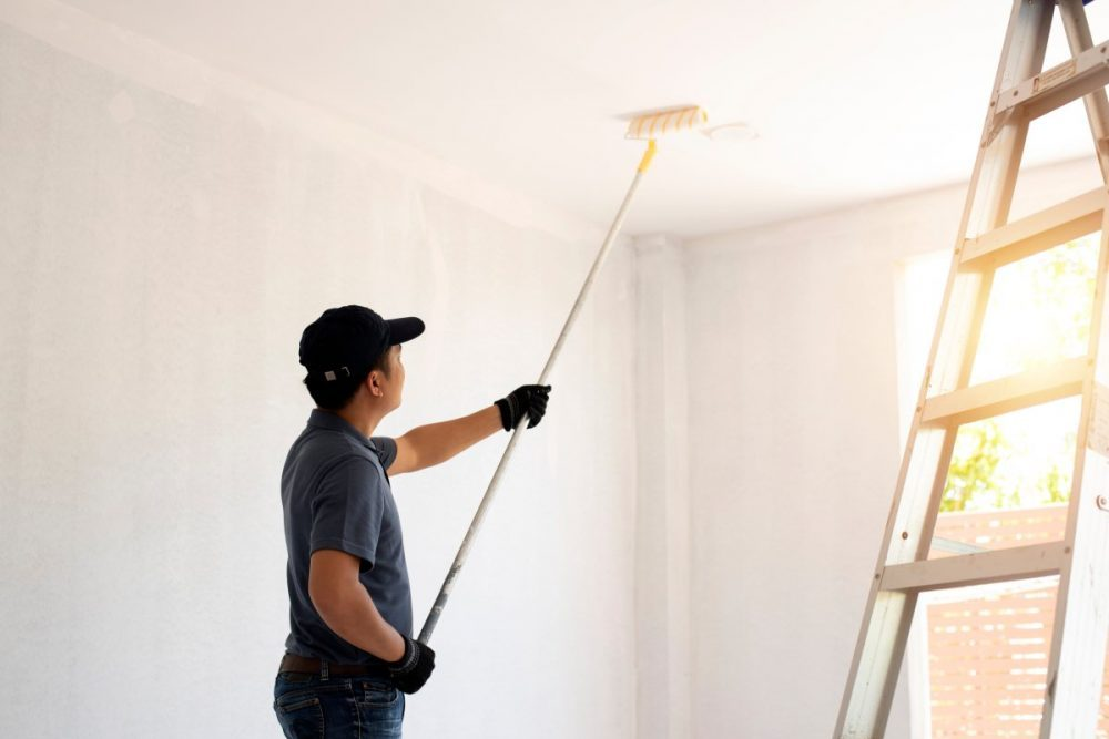 sơn nhà giá rẻ tại quận 9