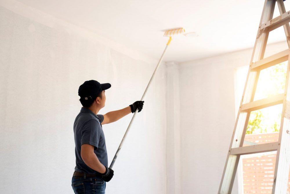 sơn nhà trọn gói Bình Dương - sơn nhà giá rẻ