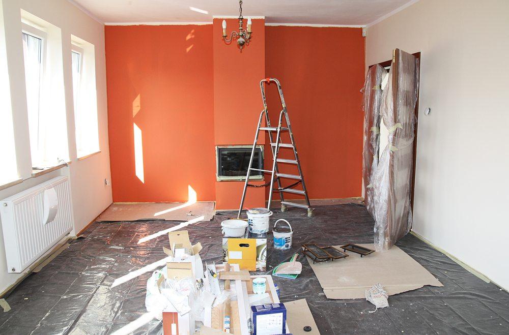 sơn nhà tại quận 4 - Mái Nhà Đẹp