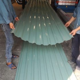 TÔN-9-SÓNG-VUÔNG - làm mái tôn giá siêu rẻ quận Bình Thạnh - 0368115251