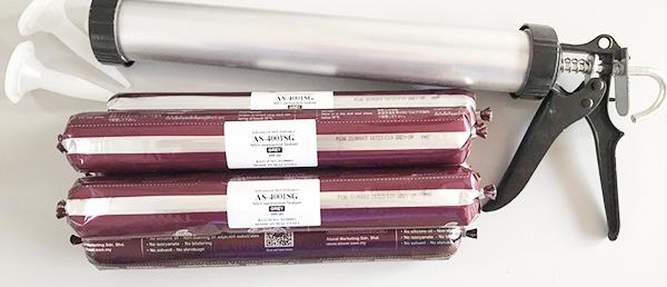 Keo-AS-–-4001SG - keo chống dột mái tôn - dịch vụ chống thấm
