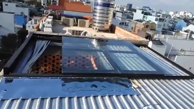 Dịch vụ làm mái tôn Bình Dương - Mái Nhà Đẹp - 0368115251