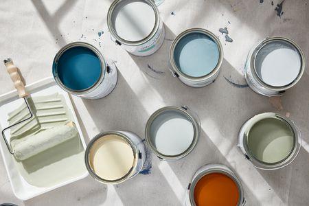 thợ sơn nước tại quận Bình Thạnh