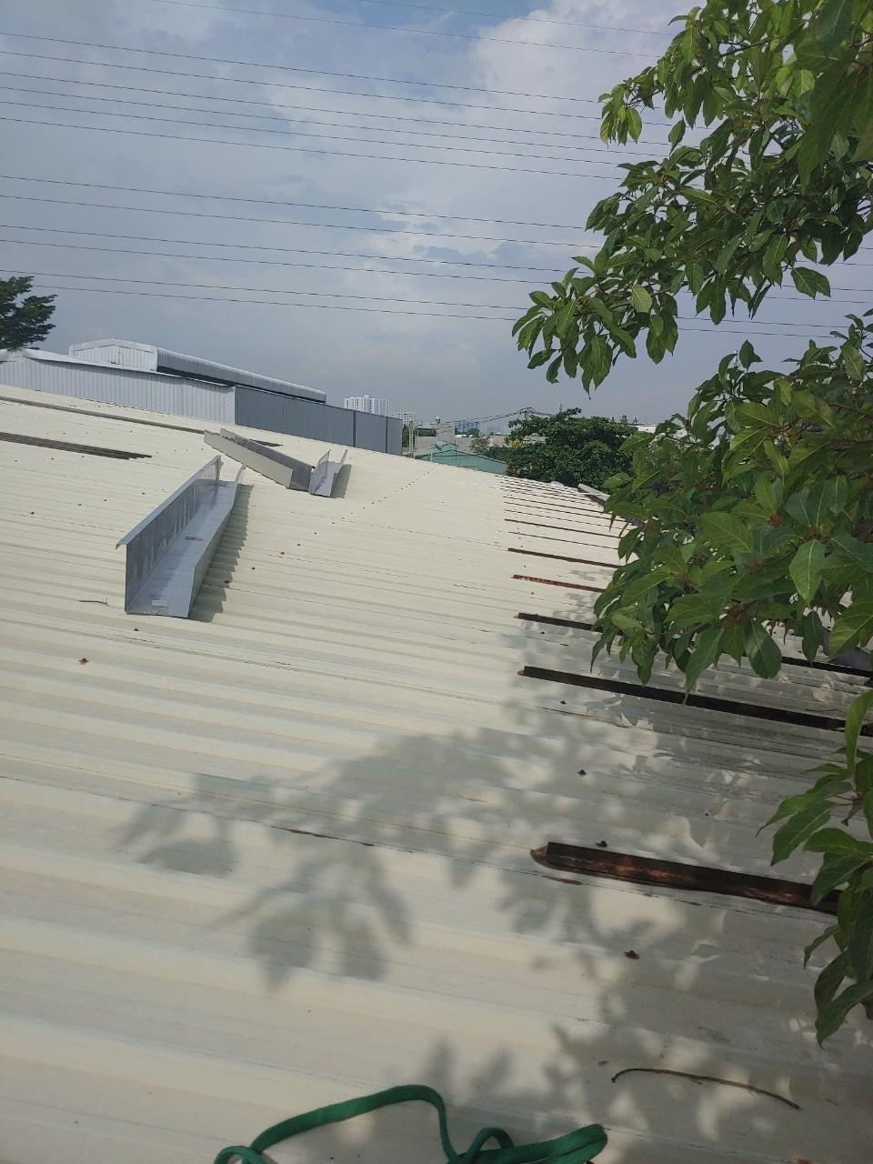 dịch vụ làm mái tôn tại quận Hai Bà Trưng Hà nội - Mái Nhà Đẹp - 0368115251