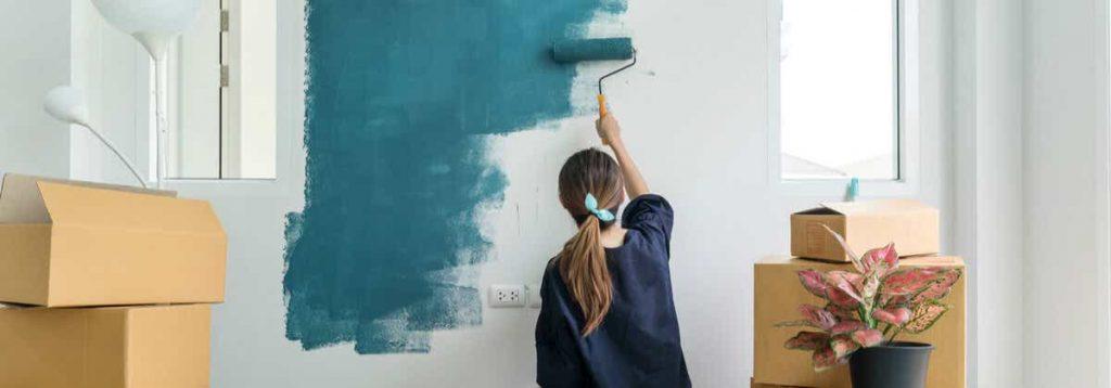 dịch vụ sơn nhà uy tín - Mái Nhà Đẹp