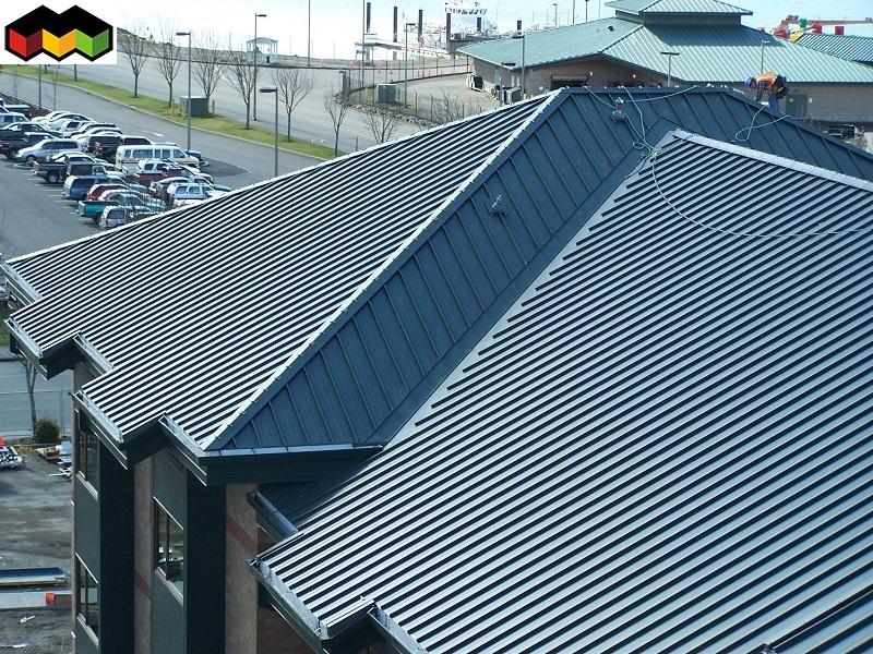 làm mái tôn trọn gói tại quận Bình Thạnh - 0368115251 - tôn 11 sóng