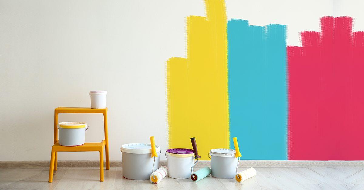 sơn nước trọn gói - Mái Nhà Đẹp