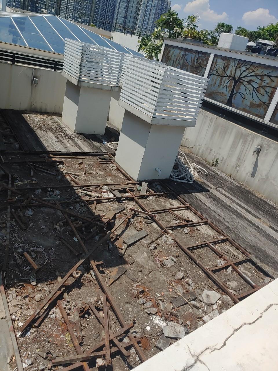 làm mái tôn trọn gói tại quận 5 - Mái Nhà Đẹp