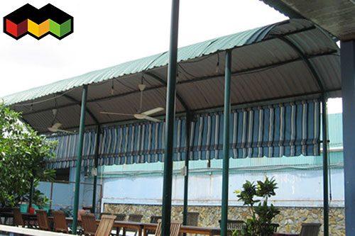 dịch vụ chống thấm mái tôn tại quận 3 -làm mái tôn trọn gói tại quận 9 - Mái Nhà Đẹp - 0368115251
