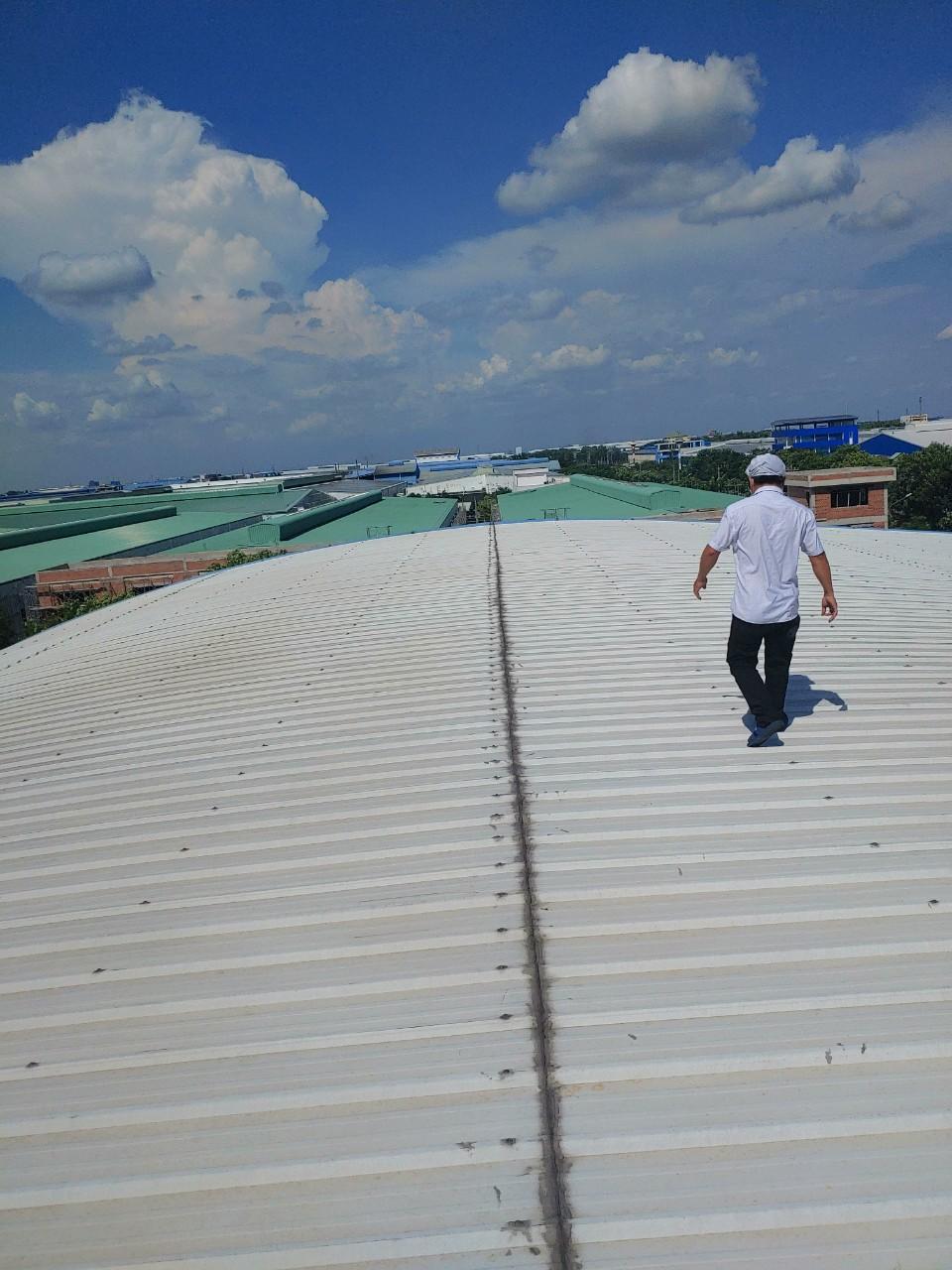 lắp mái tôn trọn gói tại quận 4