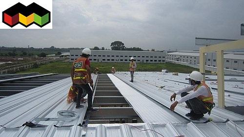 chống dột mái tôn tại quận 2 - thi công làm mái tôn tại quận 2 - Mái Nhà Đẹp - 0368115251