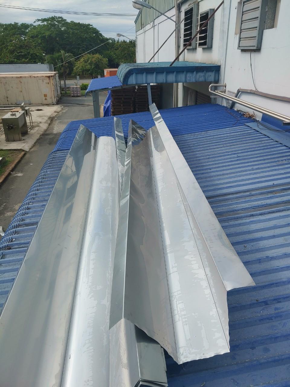 làm máng xối trọn gói tại Hà Nội - 0368115251