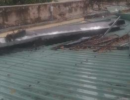 chống dột mái tôn tại quận 3 - làm máng xối Mái Nhà Đẹp - 0368115251
