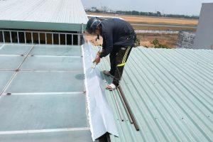 Dịch vụ thợ làm mái tôn tại quận Bình Thạnh - Báo giá lợp mái tôn tại quận Hoàng Mai - 0368115251