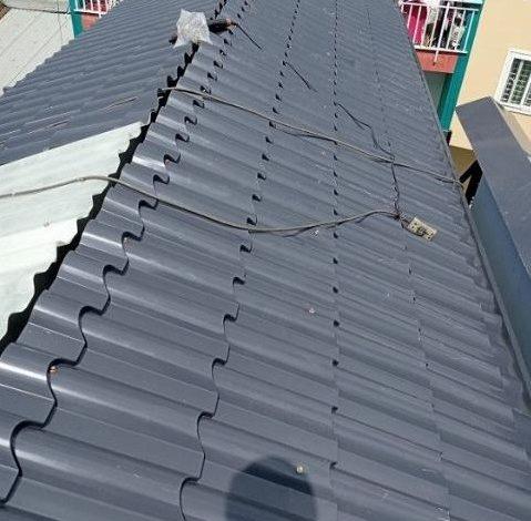 Dịch vụ thợ lợp mái tôn ở tại TPHCM - 0368115251