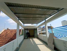 dịch vụ thợ làm mái tôn ở tại quận 12 - 0368115251