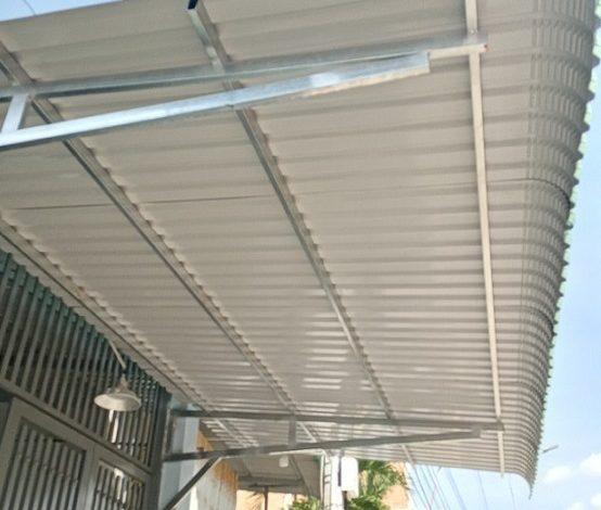 Dịch vụ thợ làm mái tôn tại quận 8- dịch vụ thợ làm mái tôn tại quận Phú Nhuận
