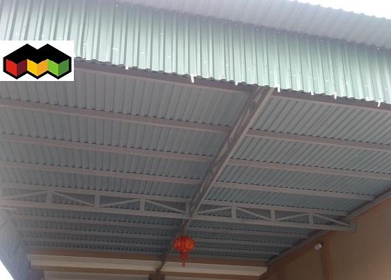 khắc phục tình trạng mái tôn bị kêu khi trời nắng - lợp mái tôn tại quận Hoàng Mai - 0368115251 - lắp mái tôn tại quận 1