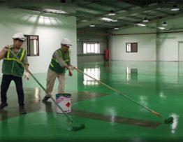 báo giá sơn nhàở tại TPHCM- thi công sơn epoxy tại TPHCM