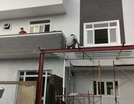 dịch vụ sơn nhà ở tại quận 3- dịch vụ sơn tại quận 4