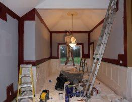 dịch vụ sơn nhà quận 8