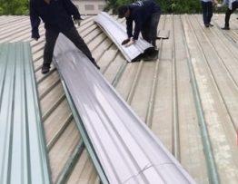 làm mái tôn trọn góigiá rẻ các quận - lợp mái tôn tại Long An